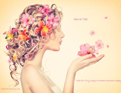 Serve Tea
